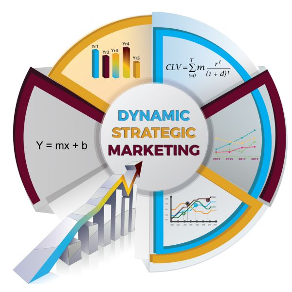 Dynamic Strategic Marketing Logo