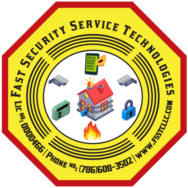 Fast Security Services Technologies Logo